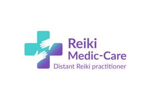 Reiki Medi Care Membership Logo